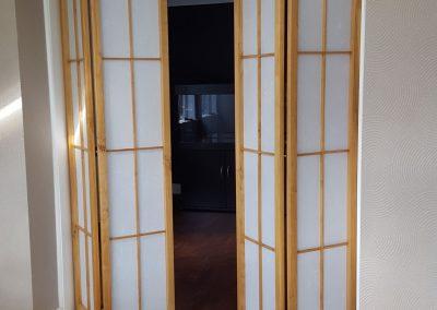 Bi fold Shoji doors Scotland