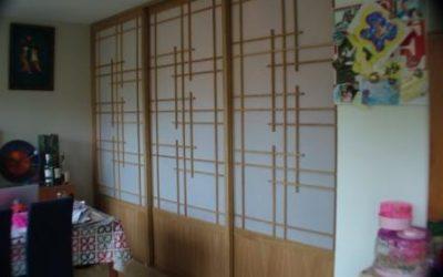 Shoji Doors In Oak