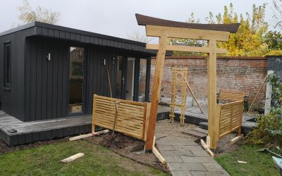 Cheshire Garden Project